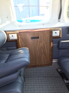 1974 Beechcraft Baron 58 - Marshall Eagle